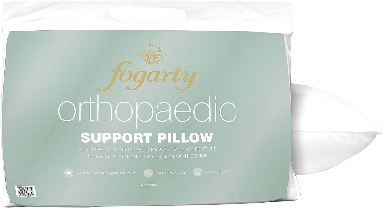 Fogarty Orthopaedic Pillow White