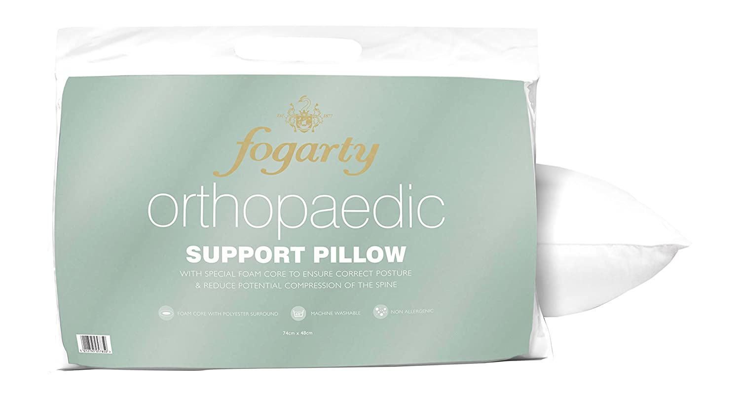 Fogarty Orthopaedic Pillow - White 505635