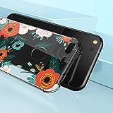 Compatible Google Pixel Case, GVIEWIN Flower