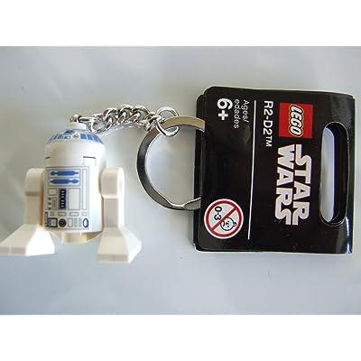 Lego Star Wars R2-D2 Keychain Figure: Toys & Games