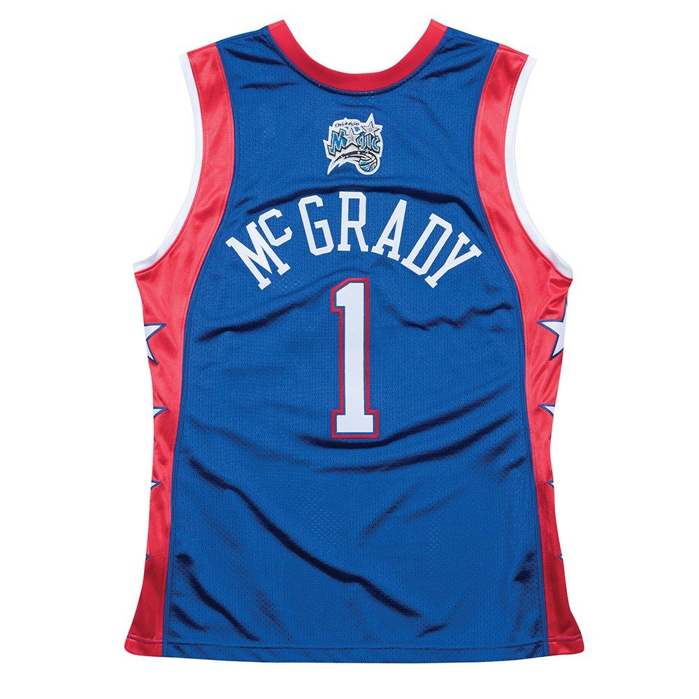 Amazon.com   Mitchell   Ness Tracy McGrady 2004 NBA All Star East Authentic  Jersey Men s   Sports   Outdoors db9cf6f7c