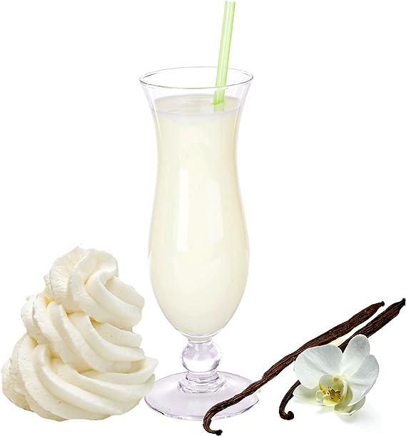 Crema de batido Crema de vainilla Gino Gelati para hacer batidos de leche (1 kg)