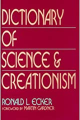 Dictionary of Science and Creationism Hardcover