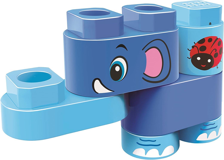 VTech Bla Bla Blocks Dieren - Juegos educativos, Niño/niña, 1,5 año(s), 5 año(s), Elefante, Holandés: Amazon.es: Juguetes y juegos