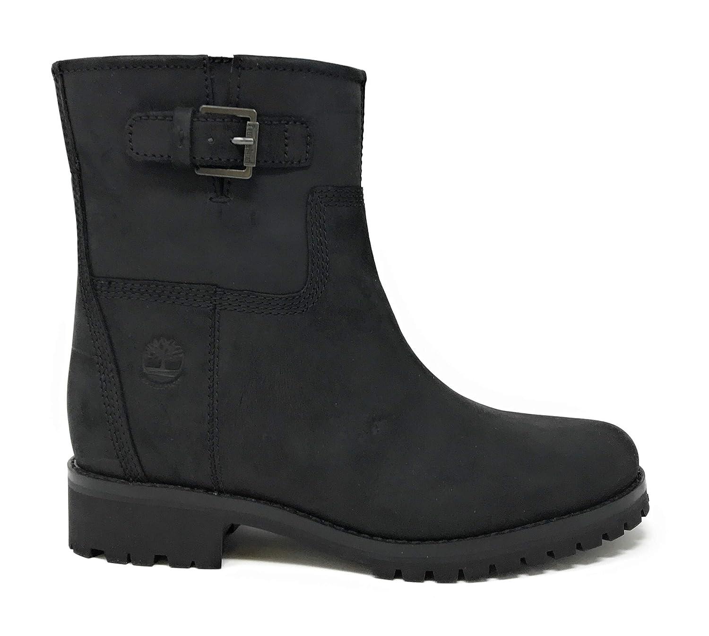 Biker Boot Leather