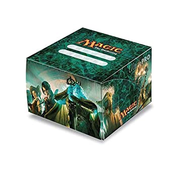 Ultra Pro Magic Dual Deck Box + 80 Deck Protector Conspiracy ...