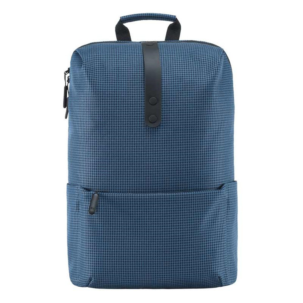 6c7c3835ede6 Xiaomi Shoulder Backpack Casual Bag Schoolbag Polyester Material Zipper  Youth College Leisure Style 15.6 inch Laptop Computer Pack Water Resistant  for Boys ...