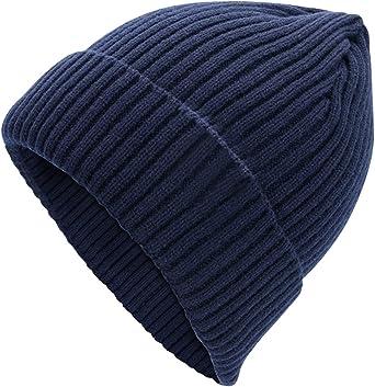 Gorro Cexin, de lana, para hombre, invierno y otoño, estilo urbano ...