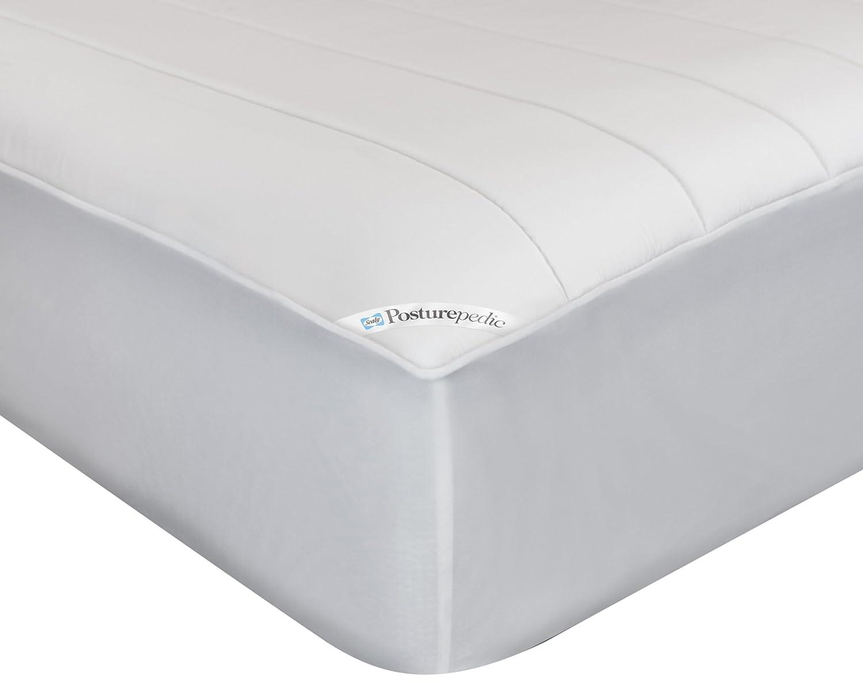Sealy Posturepedic - Almohada para colchón de Espuma de Memoria Pantalla: Amazon.es: Hogar