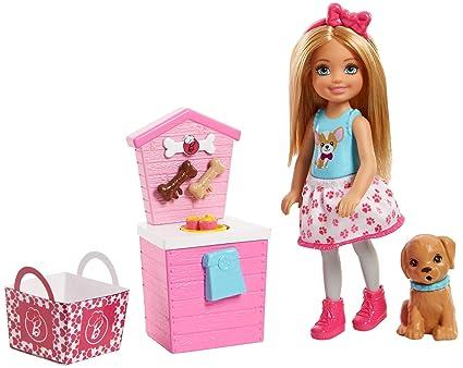 Chelsea De Fhp67 Tienda Mascotasmattel Barbie JuniorMuñeca Y xQCoerdBW