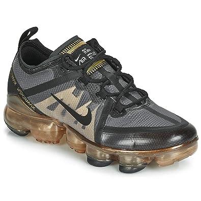 brand new c17be 2eaa8 Nike Air Vapormax 2019 (GS), Chaussures d'Athlétisme garçon, Multicolore  Black