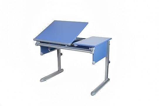Wymo Kids Drafting Table Height Adjustable Childrens Desk