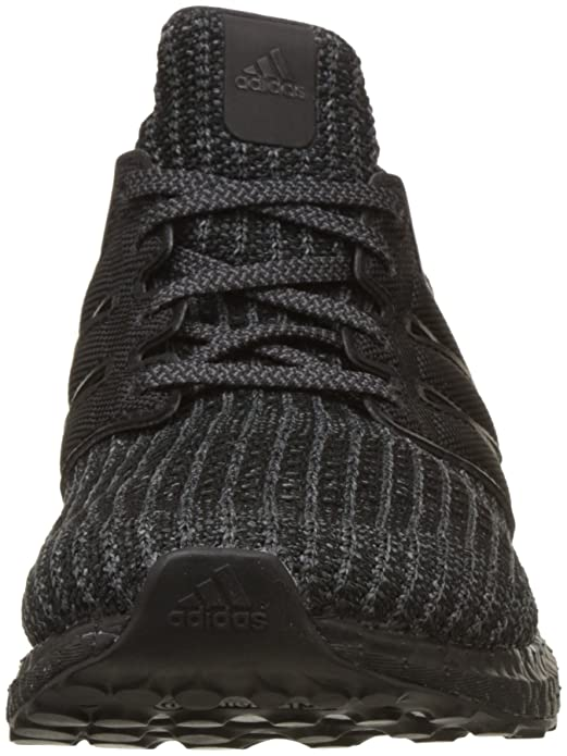 c53a58e7f Adidas Men s Ultraboost Black Leather Running Shoes-10 UK India (44 2 3 EU)  (BB6171)  Buy Online at Low Prices in India - Amazon.in