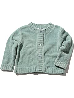 M/&Co Baby Girl Chenille Bolero Cardigan