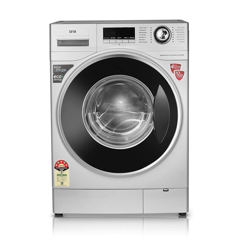 IFB 8 Kg 5 Star Fully-Automatic Front Loading Washing Machine