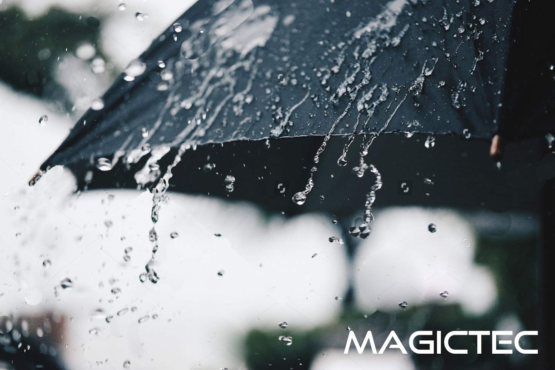 Easy Touch Anti UV Unbreakable WinDproof Tested Compact Ultraslim Sport Umbrellas Magictec Umbrella