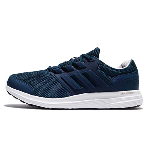 official photos f1cc0 5c50e adidas Galaxy 4 Men s Cloudfoam Running Shoes Trainers (9.5 ...