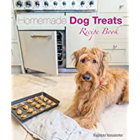 Homemade Dog Treats: Recipe Book