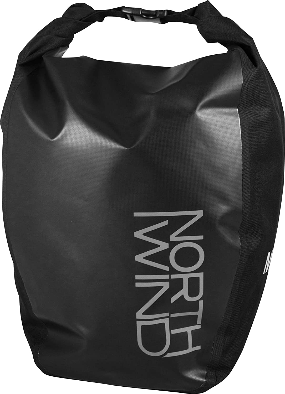 NorthWind Einzeltasche DIVE f/ür Gep/äcktr/äger mit Klippsystem 25 L wasserdicht