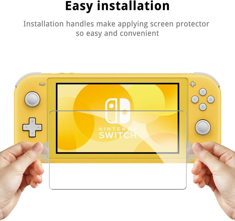UNBREAKcable Protector de pantalla para Nintendo Switch Lite 2019 ...