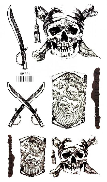 Cabeza grashine impermeable y no Tóxico cráneo y cuchillo ...