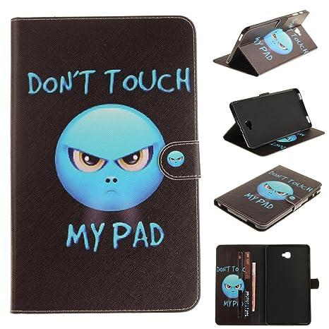 Amazon.com: Para Samsung Galaxy Tab A 10,1, oyjj () folio ...