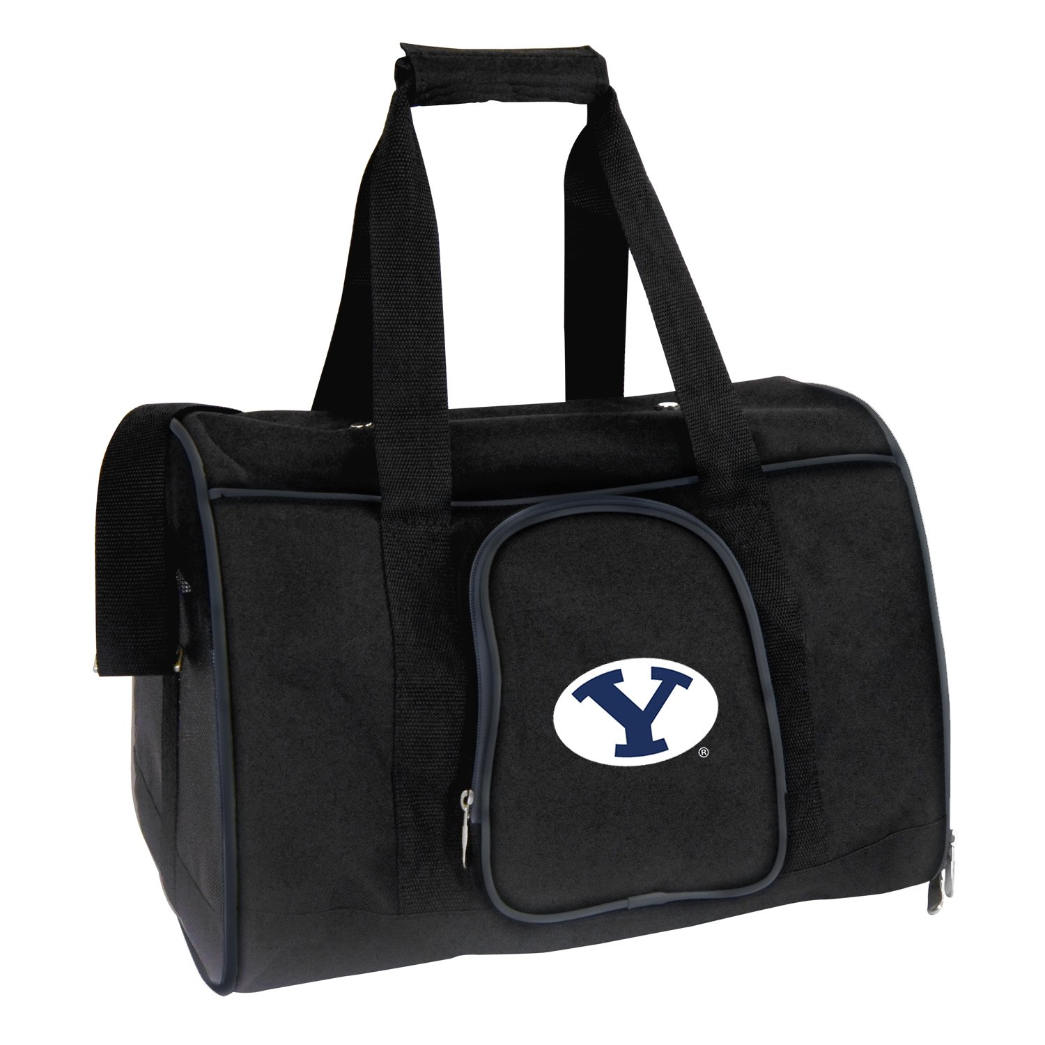 Denco NCAA BYU Cougars Premium Pet Carrier