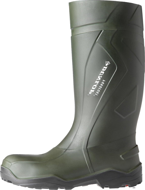 38 EU Dunlop ,  Damen Arbeits-Gummistiefel