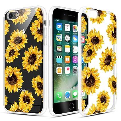Amazon.com: Caka iPhone 6 Funda, iPhone 6s Transparente ...