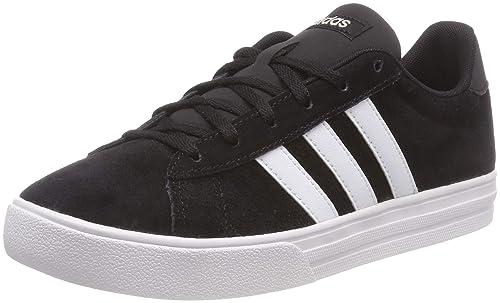 official photos bc2d8 0cb40 adidas Daily 2.0, Zapatillas para Mujer, Negro (Core BlackFootwear  WhiteVapour Grey Metallic 0), 38 EU Amazon.es Zapatos y complementos