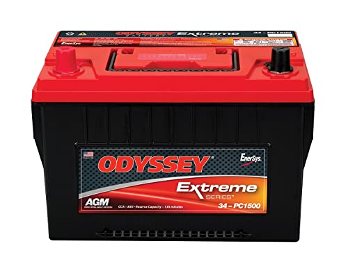 Odyssey 34-PC1500T 850 CCA Automotive & LTV Battery