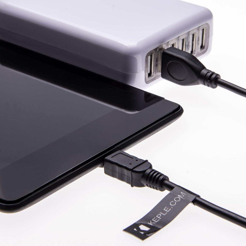 Bose QuietComfort 35 Cavo di Sincronizzazione Dati e Caricabatterie Micro USB tipo B a USB tipo A Cavo e Carica Compatibile con Cuffie Bluetooth Wireless Bose AE2w Bose SoundSport