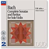 Philips Bach: Complete Sonatas & Partitas for Solo Violin (1993), Joyero