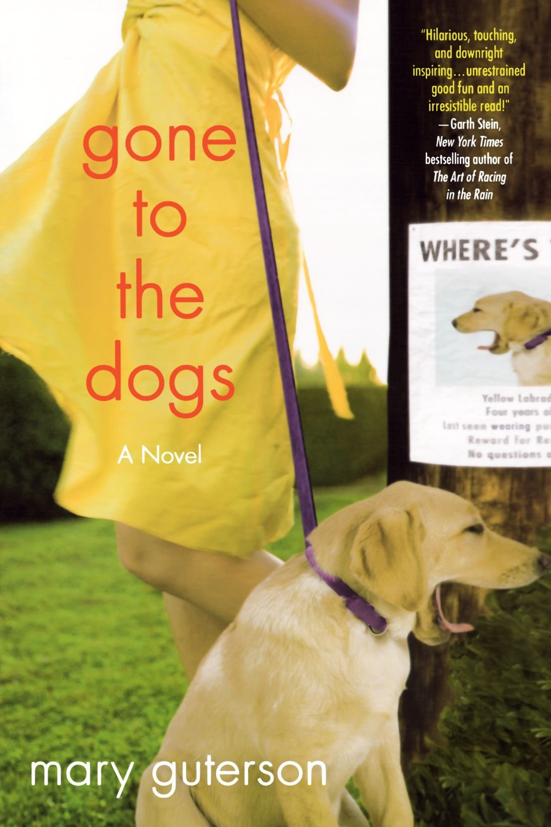 Gone to the Dogs: A Novel pdf