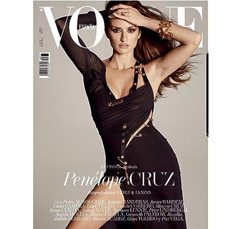 Vogue España - Abril 2019 - Nº 373: Amazon.es: Ediciones Conde Nast, Ediciones Conde Nast: Libros