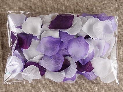 Schoolsupplies 1000pc mixed color rose petals purplelavenderwhite schoolsupplies 1000pc mixed color rose petals purplelavenderwhite wedding table decoration junglespirit Images