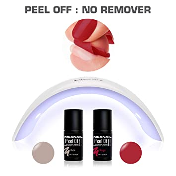 Kit Retire Une Étape De Icone Pas Semi Permanent Digitale 2 Rouge Primer Manucure Se En Peel • Leduv VernisNudeamp; Off Lampe gyb76Yf