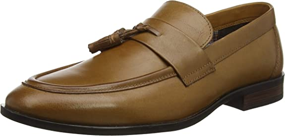 TALLA 43 EU. Red Tape Lumley, Mocasines para Hombre