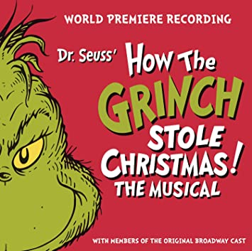 How The Grinch Stole Christmas Cast Animated.Dr Seuss How The Grinch Stole Christmas The Musical