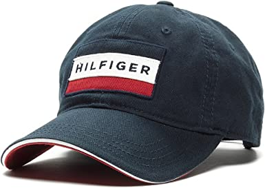 Tommy Hilfiger - Gorra de béisbol - para Hombre Azul Azul Talla ...