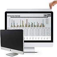 "24 Inch Privacy Screen Filter for Widescreen Computer Monitor/LCD (16:10 Aspect Ratio). Original Anti Glare Protector Film for Data confidentiality - (24"" W10) - Measure Screen Carefully"
