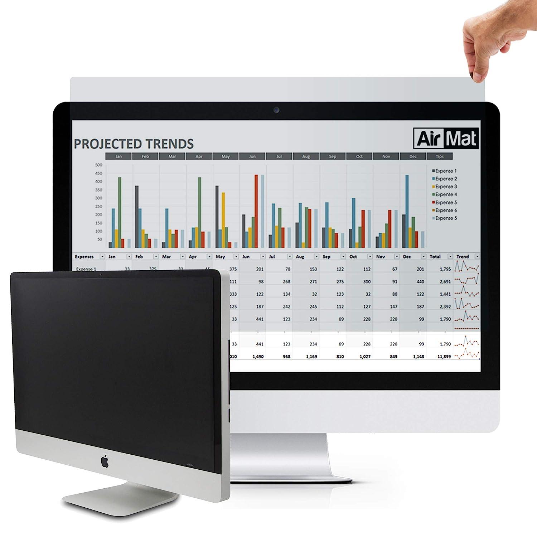Privacy Filtro // screen per Computer Monitor oro formato Widescreen a 21.5 Diagonale AMPF21.5W Migliore anti riflesso protezione per documenti confidenziale 16:10 rapporto