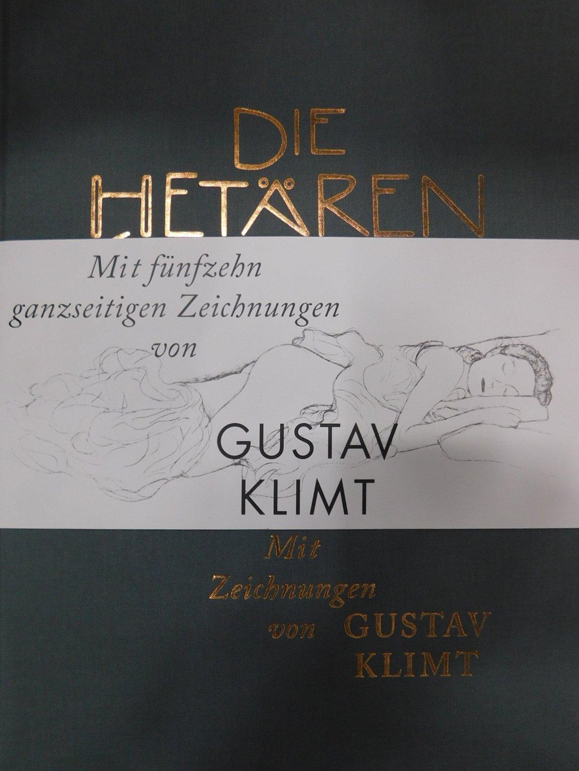 Die Hetärengespräche des Lukian Gebundenes Buch – 15. September 2017 Lukian von Samosata Gustav Klimt Franz Blei 394689612X
