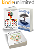 Personal Transformation: 21 Days To A New Mind: 3 in 1 Boxset for Personal Transformation (Gratitude, Limiting Beliefs & Healing)
