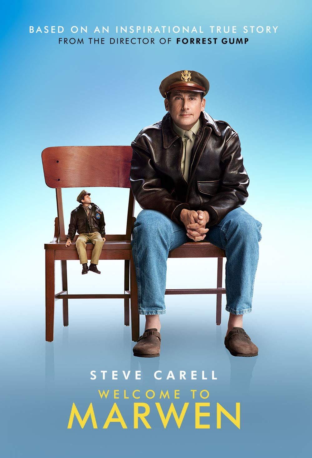 Book Cover: Welcome to Marwen