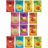 Crispy Green Freeze Dried Fruit Crisps Variety Gift Box - 14 Pack
