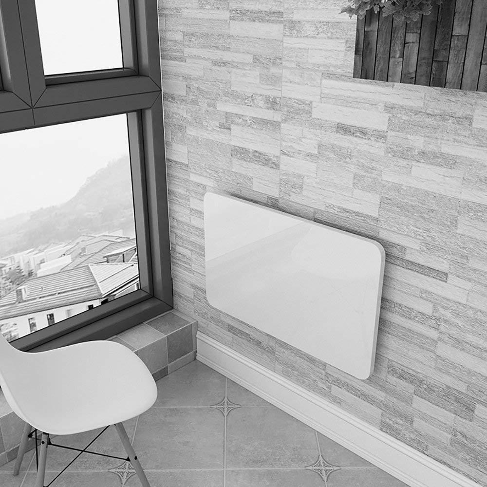 toma 60  40 cm WZC Mesa Mesa Mesa Plegable, mesas de Comedor Rojas Plegables contra la Parojo Estaciones de Trabajo Muebles de Oficina en casa Restaurante Estudio Mesa de Estudio para niños, multifunción portátil, Mesa Simple  marcas de moda