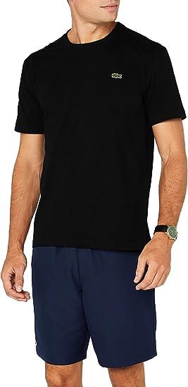Lacoste - TH7618 - T-Shirt - Homme - Noir