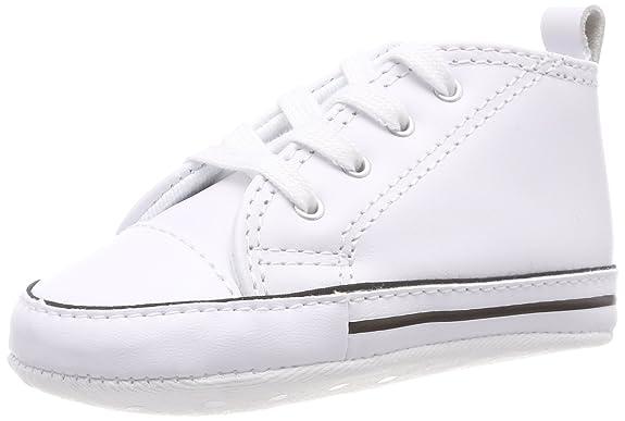 Converse 81229 81229 - Zapatillas de cuero para niños: Amazon.es: Zapatos y complementos