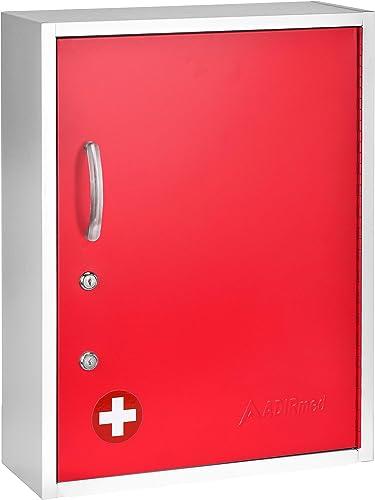AdirMed Medicine Cabinet